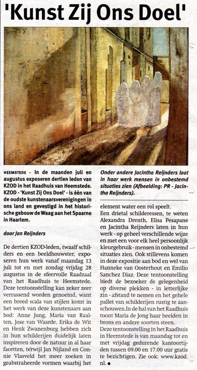 Zomerexpo Raadhuis Heemstede 01