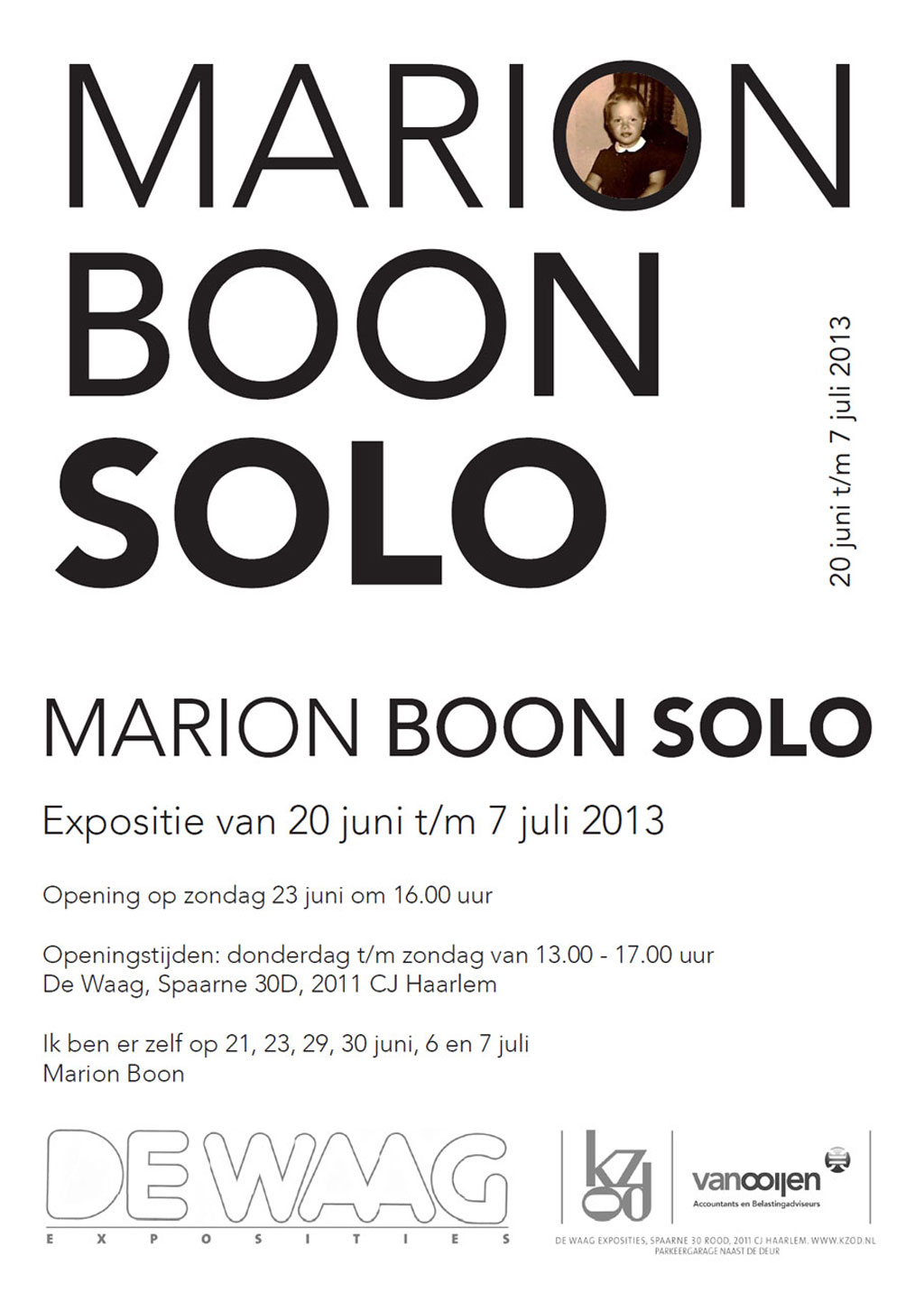 Marion Boon Solo