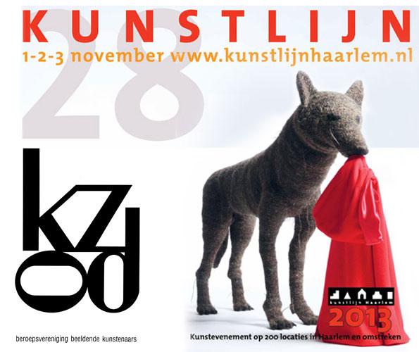 Kunstlijn 2013 | Tussen Illusie en Werkelijkheid