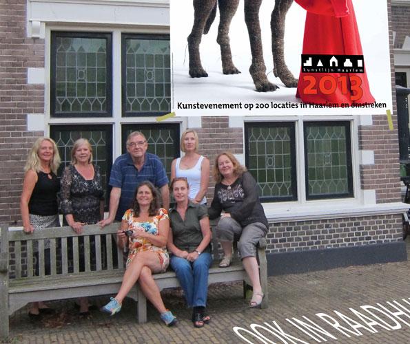 Fout Kunstbijlage van het Haarlems Dagblad