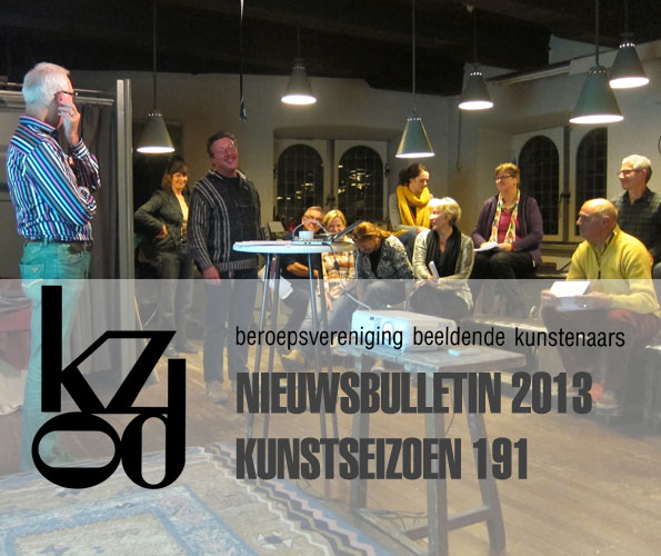 KZOD Nieuwsbulletin 2013