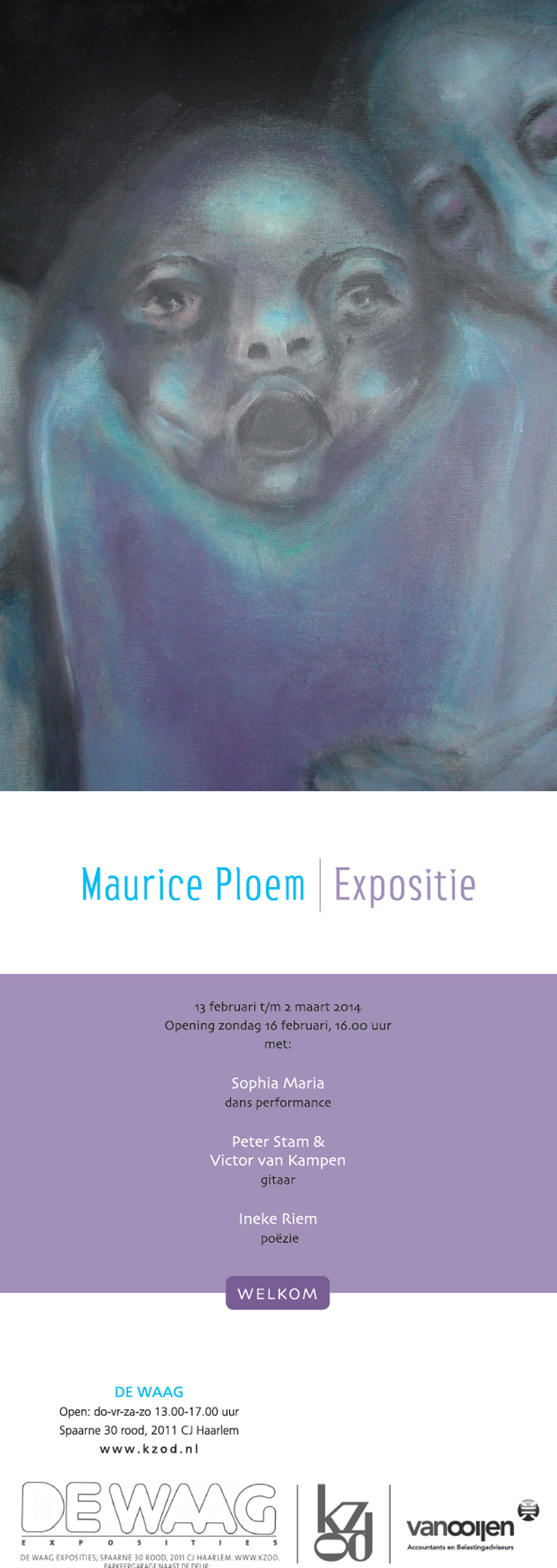 expositie-Maurice-Ploem-De-Waag-Haarlem-2014