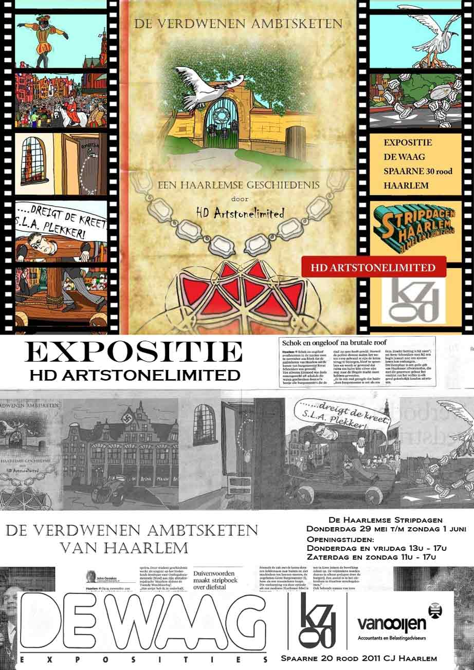 Expositie HD Artsonelimited