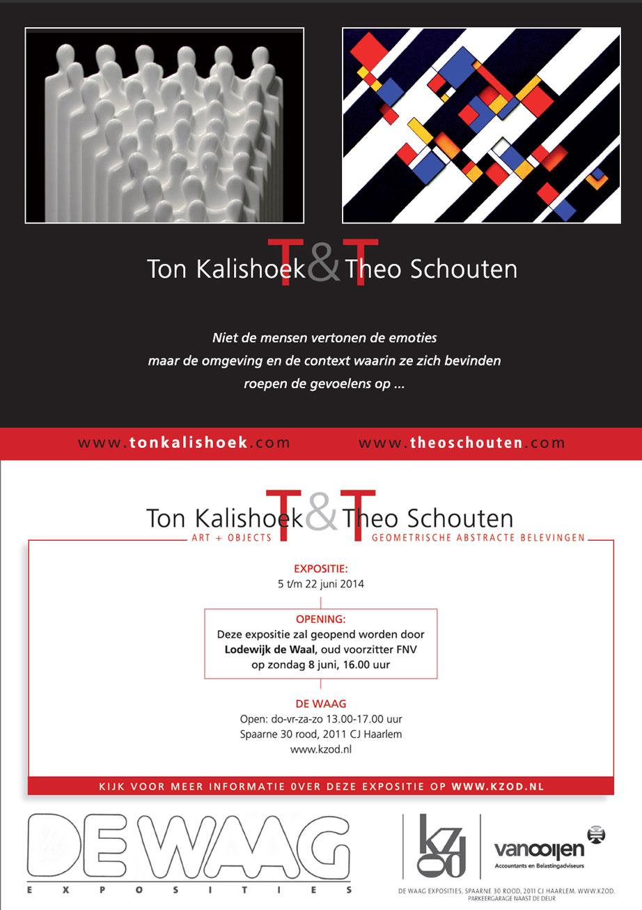 Ton-Kalishoek-en-Theo-Schouten-expositie-2014-De-Waag