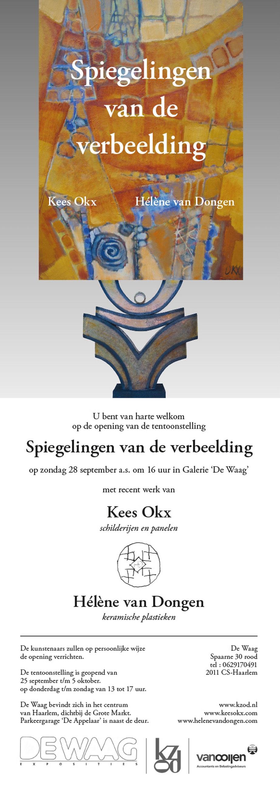 Kees-Okx-en-Helene-van-Dongen-expositie-De-Waag-2014