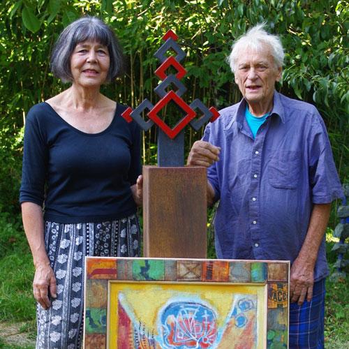 Persbericht | Expositie Kees Okx en Hélène van Dongen