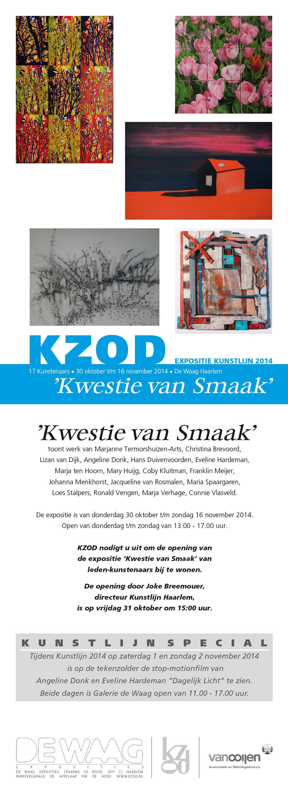 Kunstlijn-2014-Kwestie-van-Smaak-De-Waag