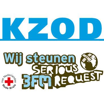 KZOD steunt Serious Request met initiatieven
