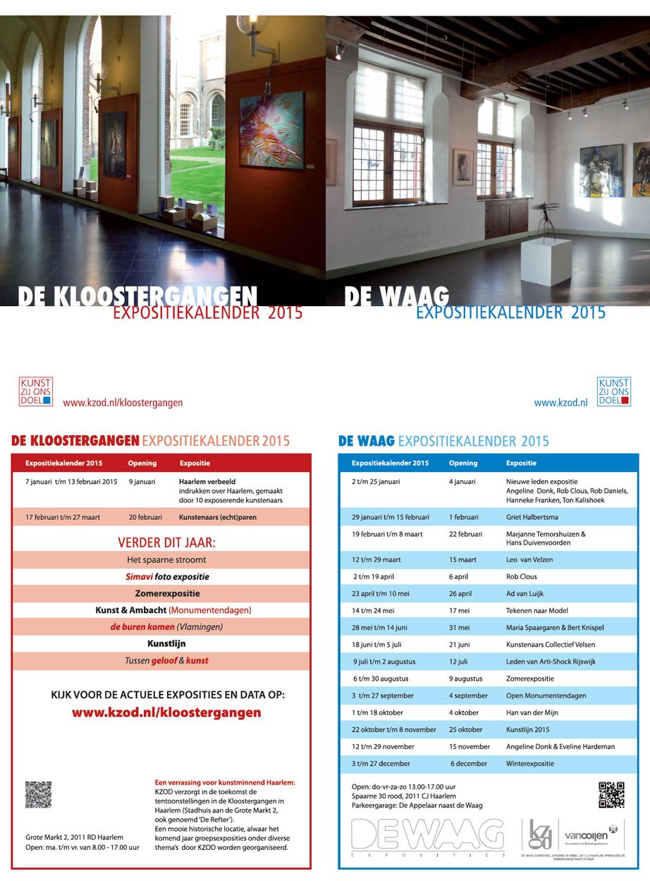 expositiekalender-De-Waag-de-Kloostergangen-2015