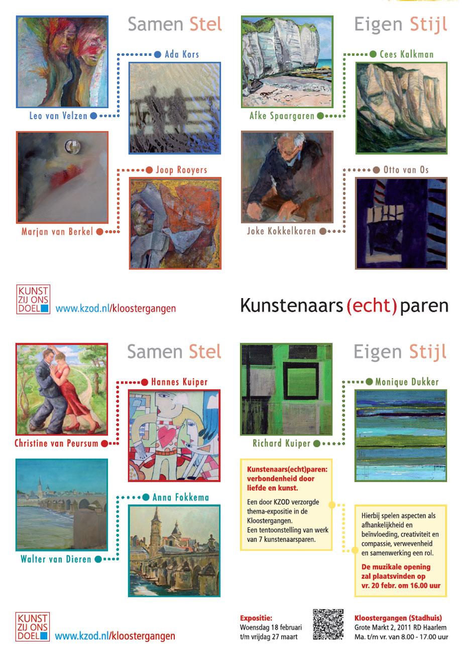 kunstenaars-(echt)paren-De-Kloostergangen-expositie-2015