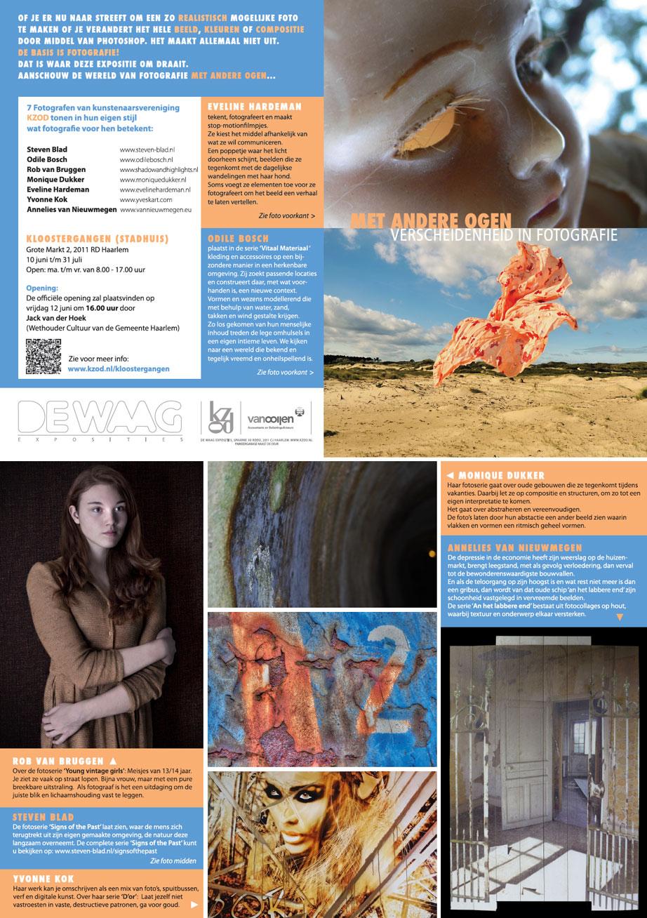 Expositie   De Kloostergangen   Met andere Ogen   Verscheidenheid in Fotografie