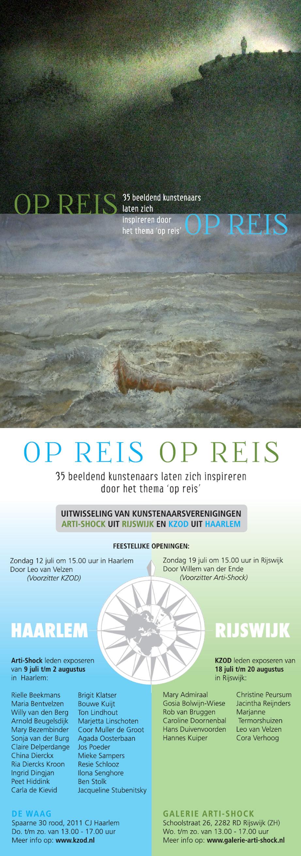 KZOD Zomerexpositie 2015 | Op Reis