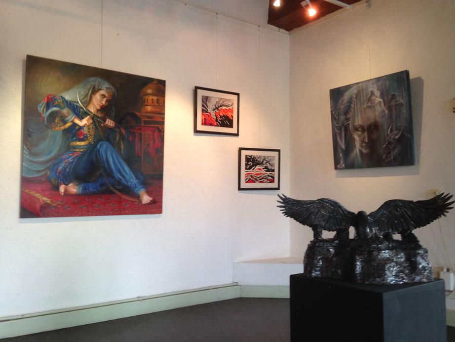 Persbericht | Gentse kunstenaars exposeren in Haarlem