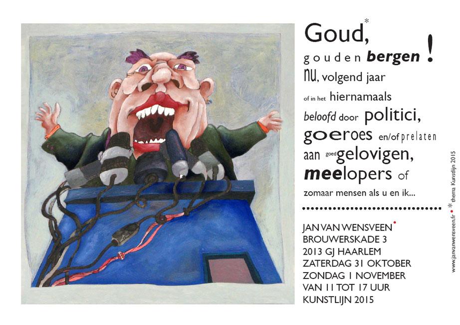 Jan van Wensveen - Kunstlijn-2015