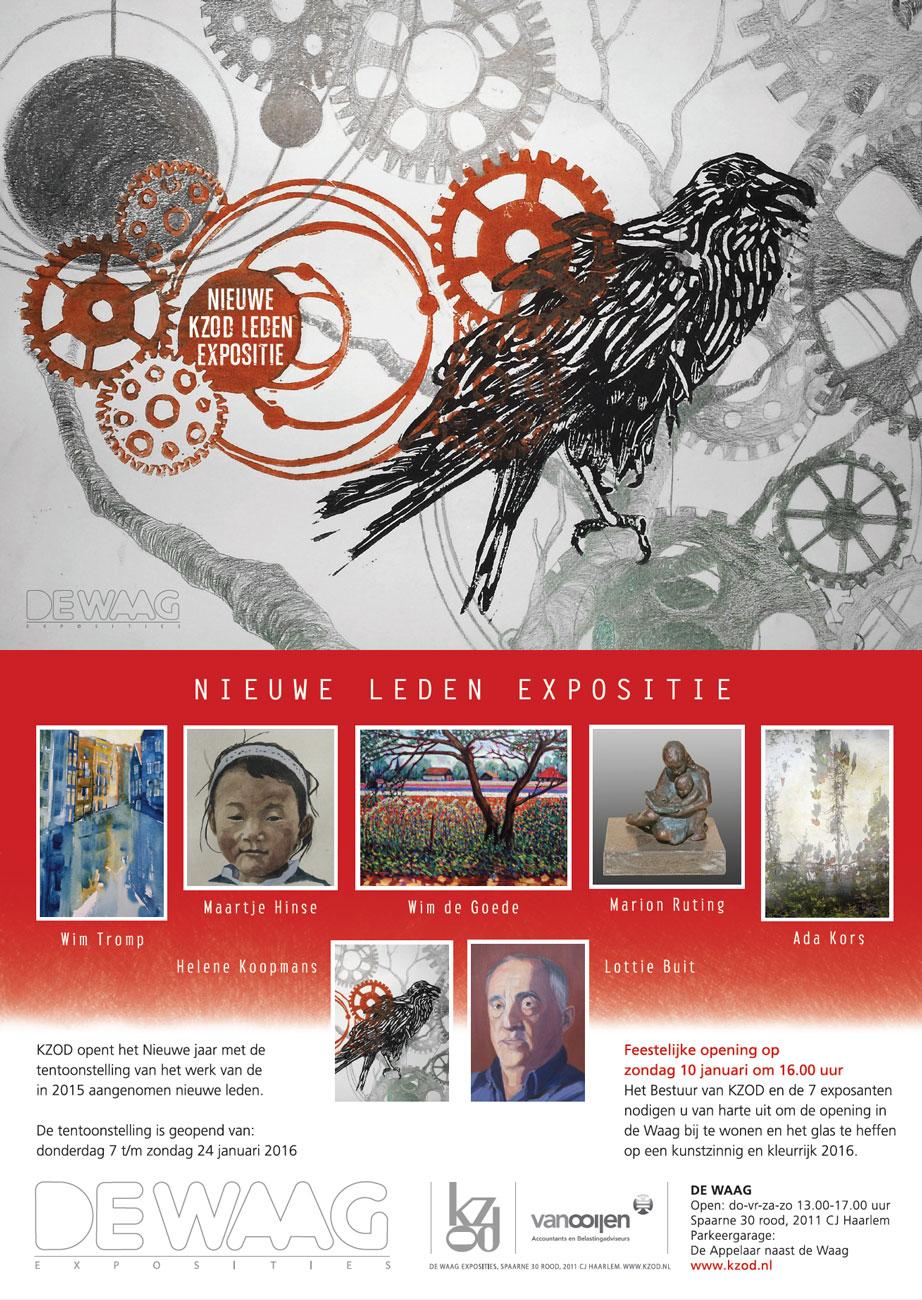 KZOD-Nieuwe-leden-expositie-2016