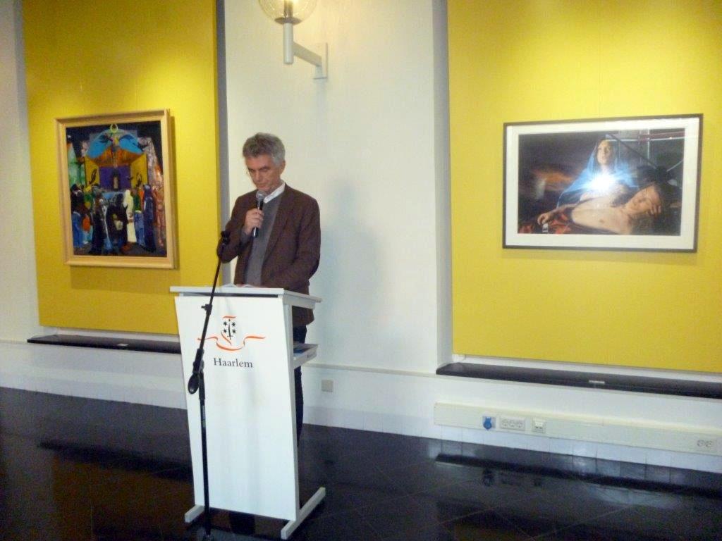 Aart Mak – Kunst en religie – toespraak bij de opening van  de expositie 11 maart 2016
