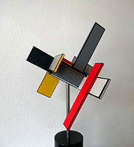 Theo Schouten exposeert bij Galerie de Aventurijn