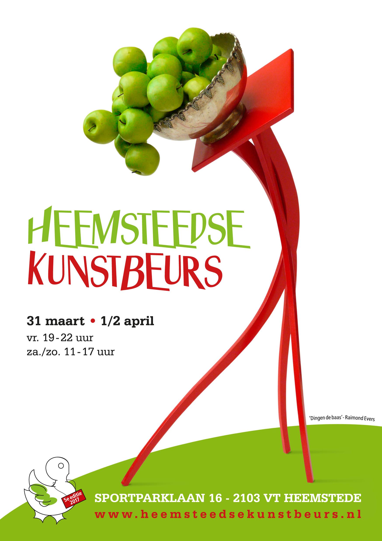 9 KZOD leden bij Heemsteedse Kunstbeurs