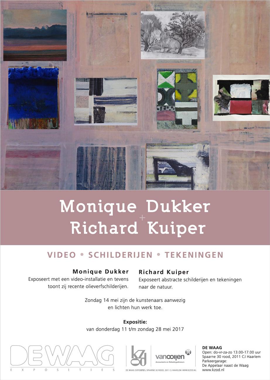 Expositie de Waag | Monique Dukker en Richard Kuiper