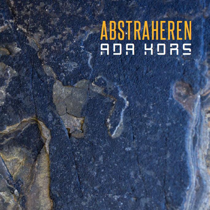 Expositie de Waag | Ada Kors | Abstraheren