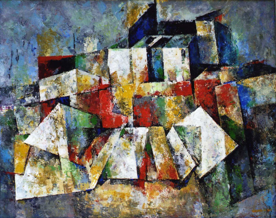 Persbericht | Henk Ames viert zijn 70-jarig kunstenaarschap