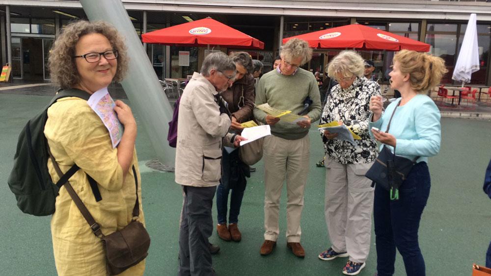 KZOD-ers bezochten de Documenta in Kassel