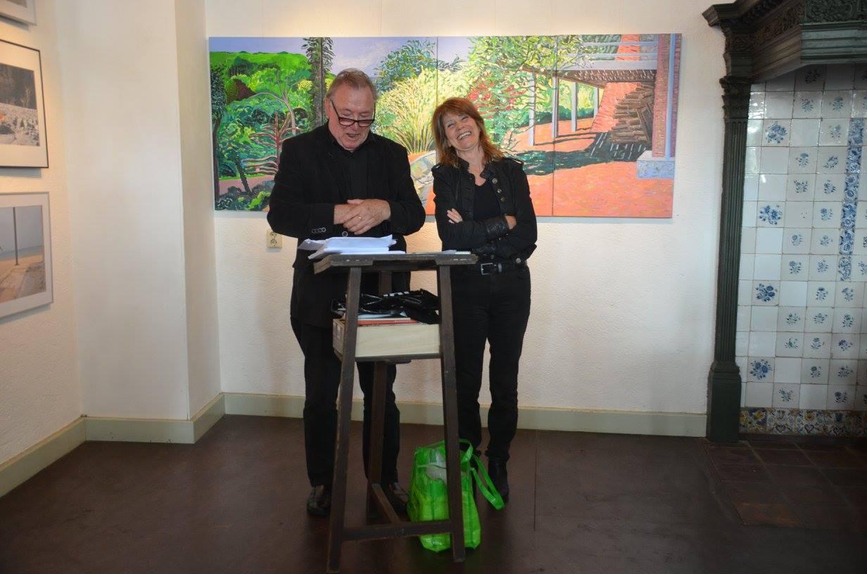 Opening expositie 'Kunst is meer dan je ziet'