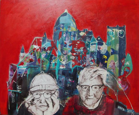 Waag-expositie toont Kleurrijk Haarlem
