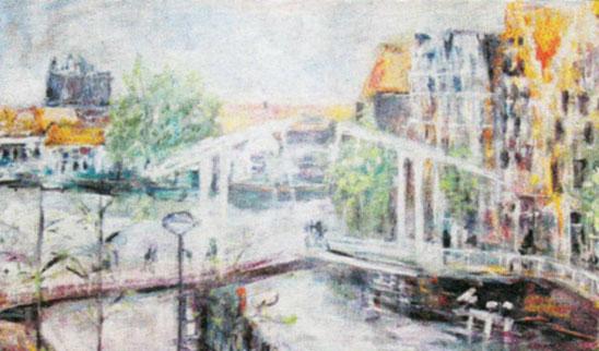 Waagexpositie toont Kleurrijk Haarlem