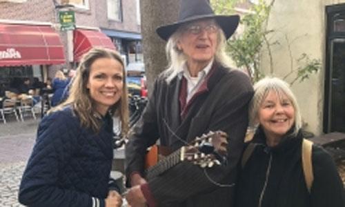 Hannes Kuiper in programma EO – Geloof, hoop en liefde in Haarlem
