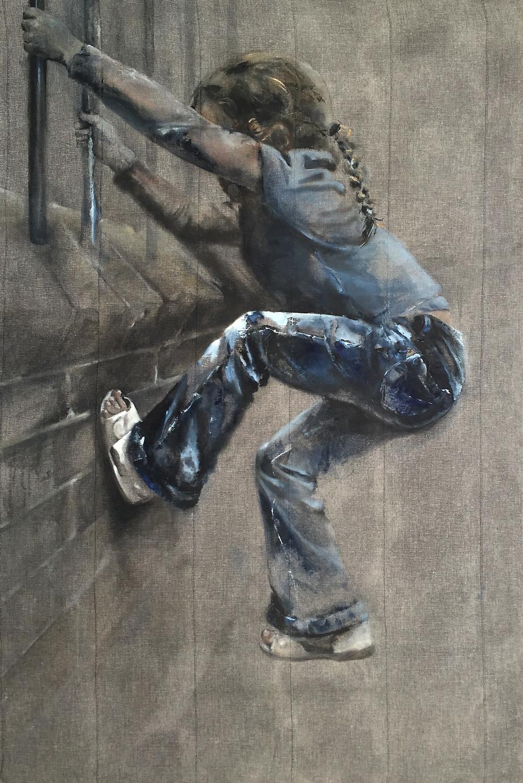 Kunstlijnexpositie 2017 in De Waag