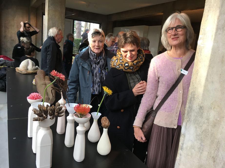 Opening expositie Kunstenaarsvereniging Fiore