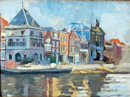 Expositie van oud voorzitter KZOD in Museum Haarlem