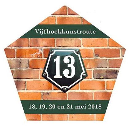 Ongeluk en bijgeloof inspireren kunstenaars Vijfhoek Kunstroute 2018