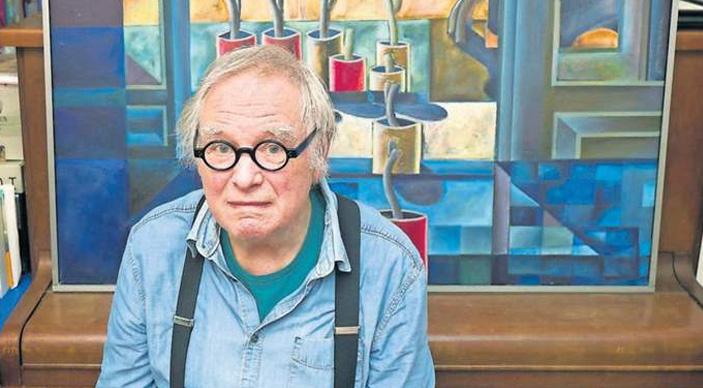 Jan van Wensveen: 'Ik kan 't niet helpen, ik bén anders'
