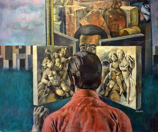 Kunstenaar Henk Ames overleden