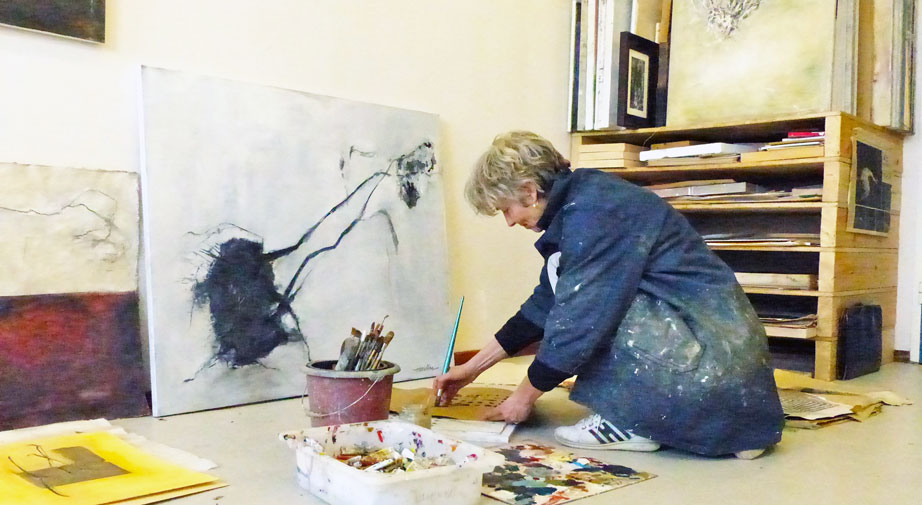 Interview Caroline Doornenbal in Pandora tijdschrift voor kunst & literatuur