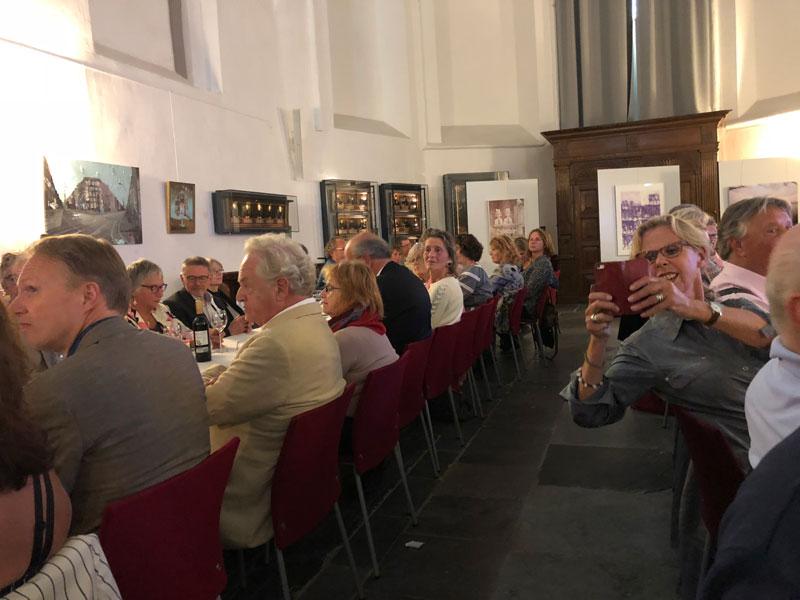 KZOD viert haar 197ste verjaardag in het NHA en de opening van de expositie JansKerk | KunstKerk