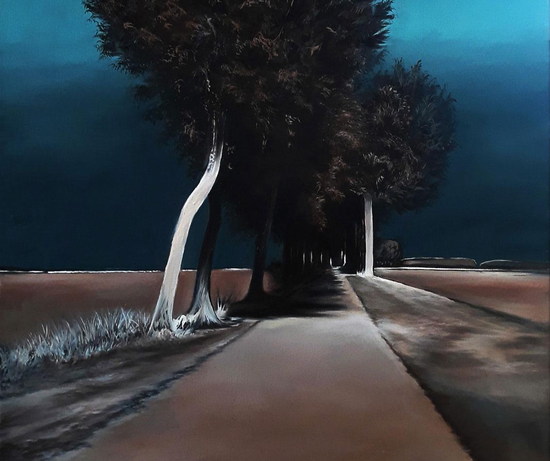 Expositie met bomen als inspiratiebron