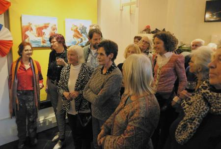 Opening Expositie Kloostergangen IJsclub / KZOD – Winter