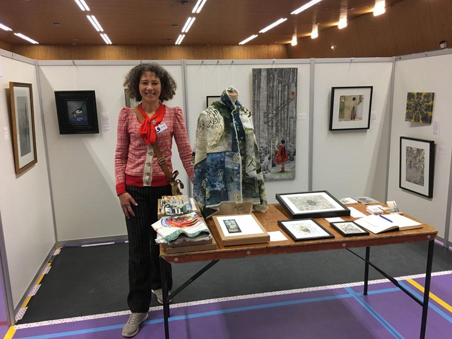 KZOD kunstenaars vertegenwoordigd op Heemsteedse Kunstbeurs 2019