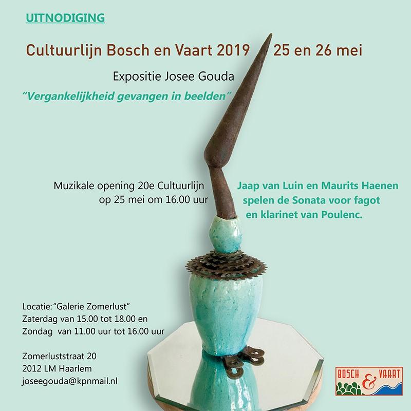 Cultuurlijn Bosch & Vaart Haarlem
