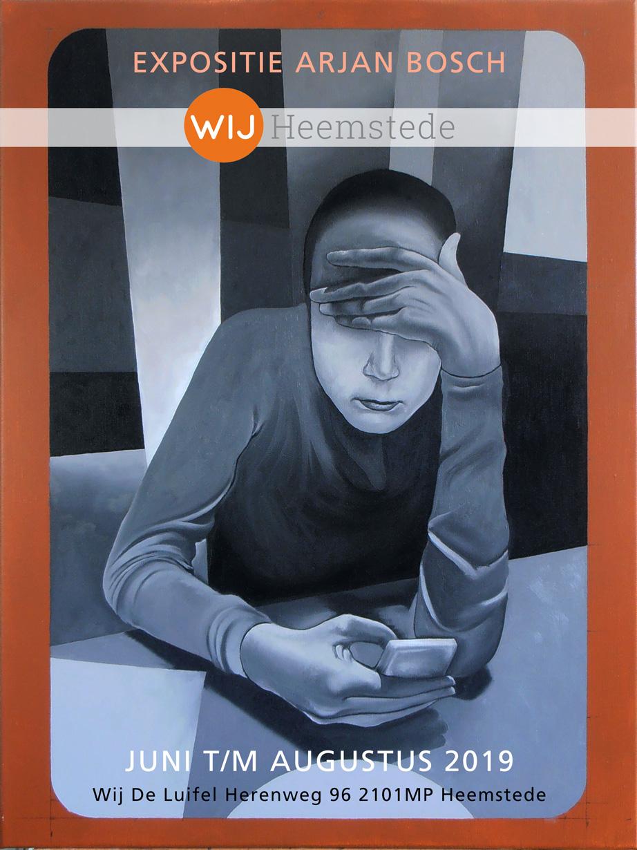 Arjan Bosch exposeert in De Luifel