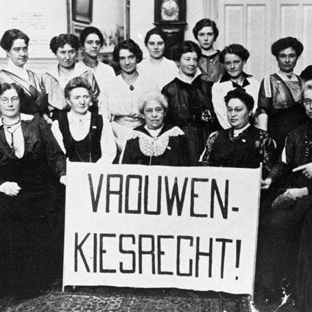 Expositie Haar Stem in Haarlem