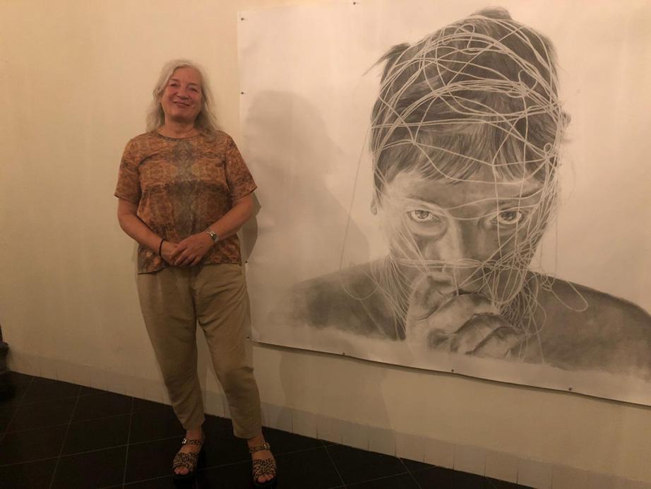 Opening expositie Haar Stem in Haarlem 100 jaar vrouwenkiesrecht