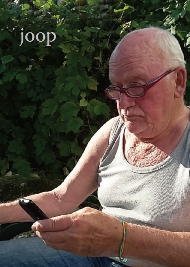 Joop Rooijers overleden