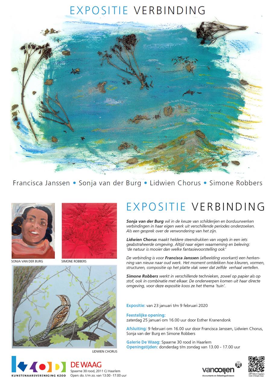 Expositie De Waag | VERBINDING