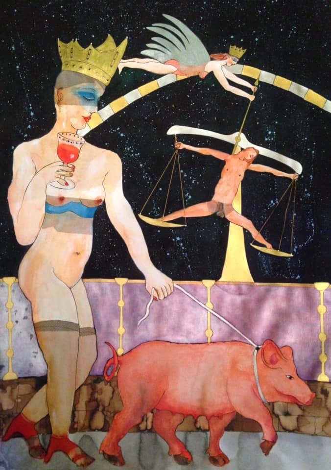 Hans Duivenvoorden en de Grote Paasvarkenshow