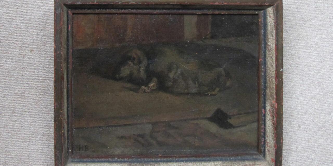 Dode Rat van H.F. Boot