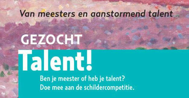 Talent gezocht!